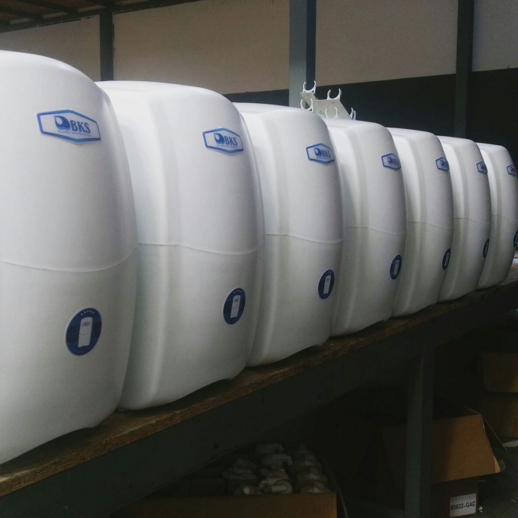 Compact Reverse Osmosis System Tuna Water Technologies